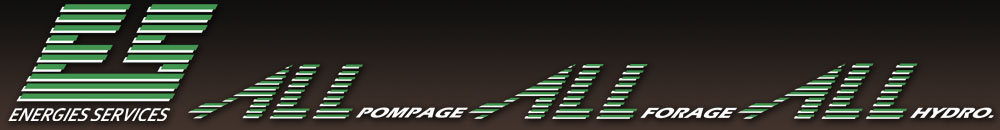 logos Energies Services, ALL Pompage, ALL Forage, ALL Hydro